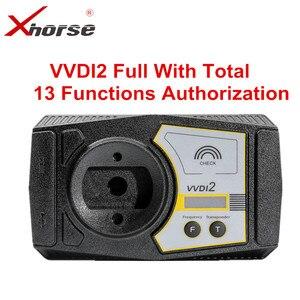 Image 2 - Xhorse VVDI2 Full Version V6.7.5 For V W/Audi/BMW/Porsche/PSA Plus For BMW FEM BDC ID48 96bit ID48 OBDII MQB All Authorization