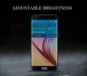 Image 5 - Super amoled do Samsung GALAXY S7 LCD G930 ekran dotykowy przetwornik analogowo cyfrowy do Samsunga S7 LCD G930F naprawa części zamienne narzędzia