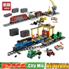 Lepin City Series 02008 02009 Educational Building Blocks Bricks Model Toys For Christmas Gifts Clone 60052