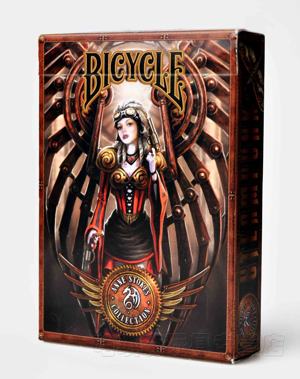 High Quality Bicycle Anne Stokes Steampunk Playing Cards