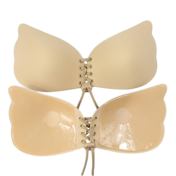 Adhesive Invisible Bra  3