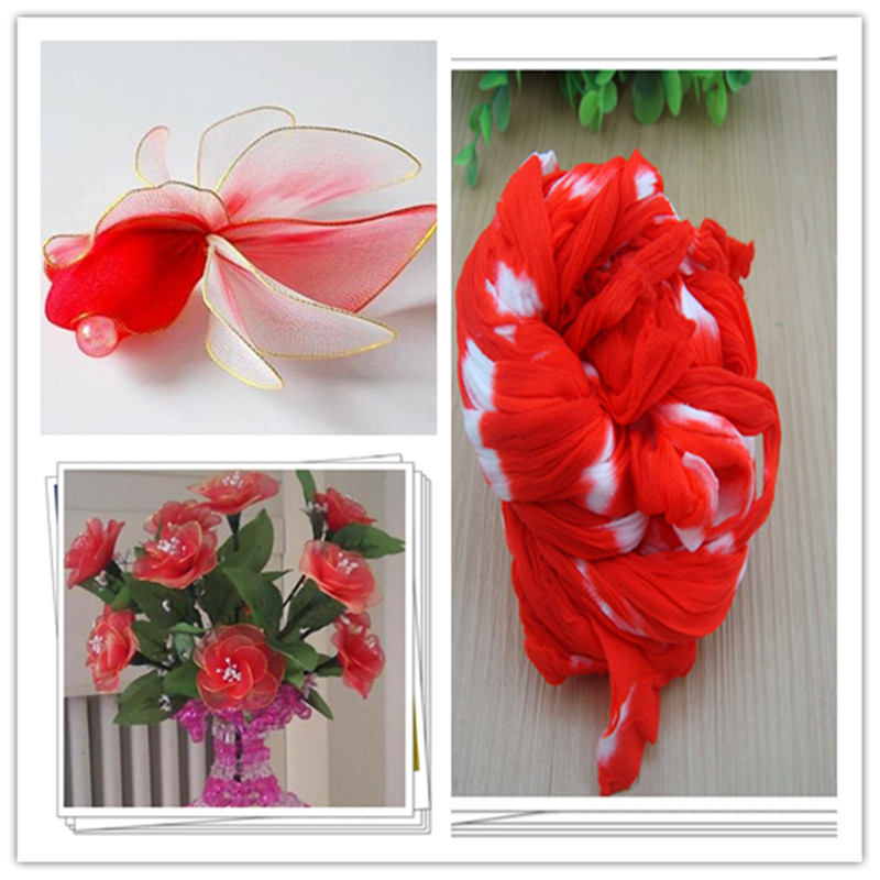 54 colors mix shipping or only one color ship double color 54 colors mix shipping or only one color ship double color stocking flowersnylon flower silk flower making diy flowers craft mightylinksfo