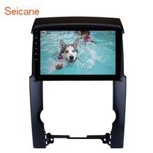 Seicane 10.1 Inch Android 7.1/8.1 Quad-core HD 1024*600 Car GPS multimedia Radio Navi player For 2009 2010 2011 2012 KIA Sorento