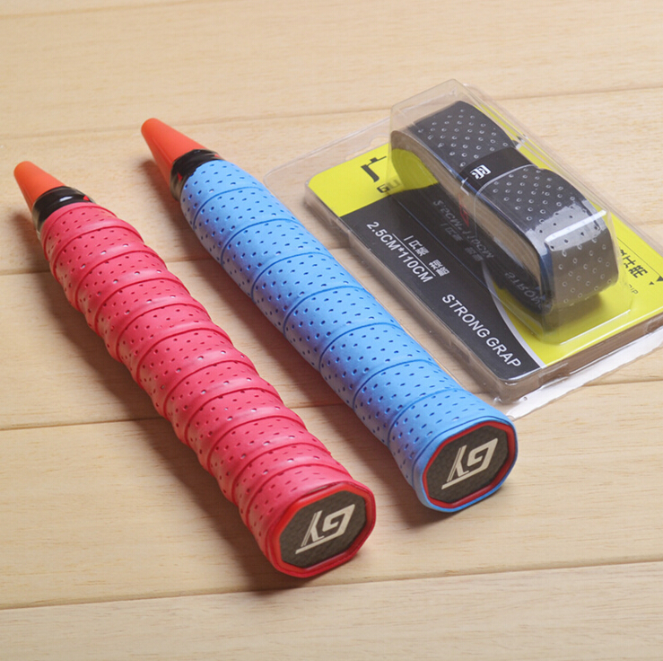 1 pc Badminton Overgrip Tennis Grips sticky feel thick Racquets Wraps Hand Glue Overgrips Non-slip Tenis Fishing Grip