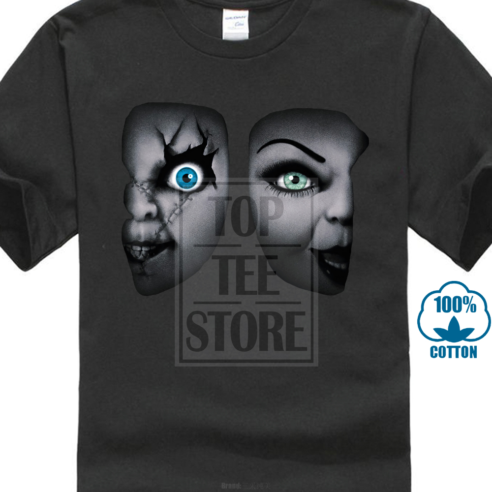 9de055d97f6 Detail Feedback Questions about Movie T Shirts Top O Neck Short Sleeve Mens  Seed Of Chucky 3D Sublimation Print T Shirt Custom Made Plus Size Clothing T  ...
