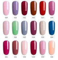 Clever Lady оптовая продажа 110 Цвета УФ светодиодный Гель лак для ногтей набор гель лак Esmalte Permanente набор гель Лаки