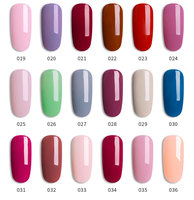 Clever Lady Wholesale 110 Colors UV LED Gel Nail Polish Set Gel Lacquer Esmalte Permanente a set of gel varnishes