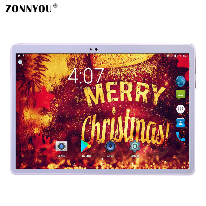 10/1 inch Android 8.0 Tablet PC 3G Phone Call 4GB+32GB Octa Core 1.5GHz Wi Fi Bluetooth Dual SIM Support GPS PC +keyboard