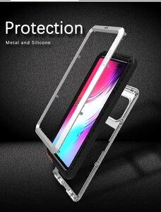 Image 3 - 삼성 갤럭시 s10 5g 케이스에 대 한 사랑 메이 충격 먼지 증거 방수 금속 갑옷 커버 삼성 갤럭시 s10 5g에 대 한 전화 케이스