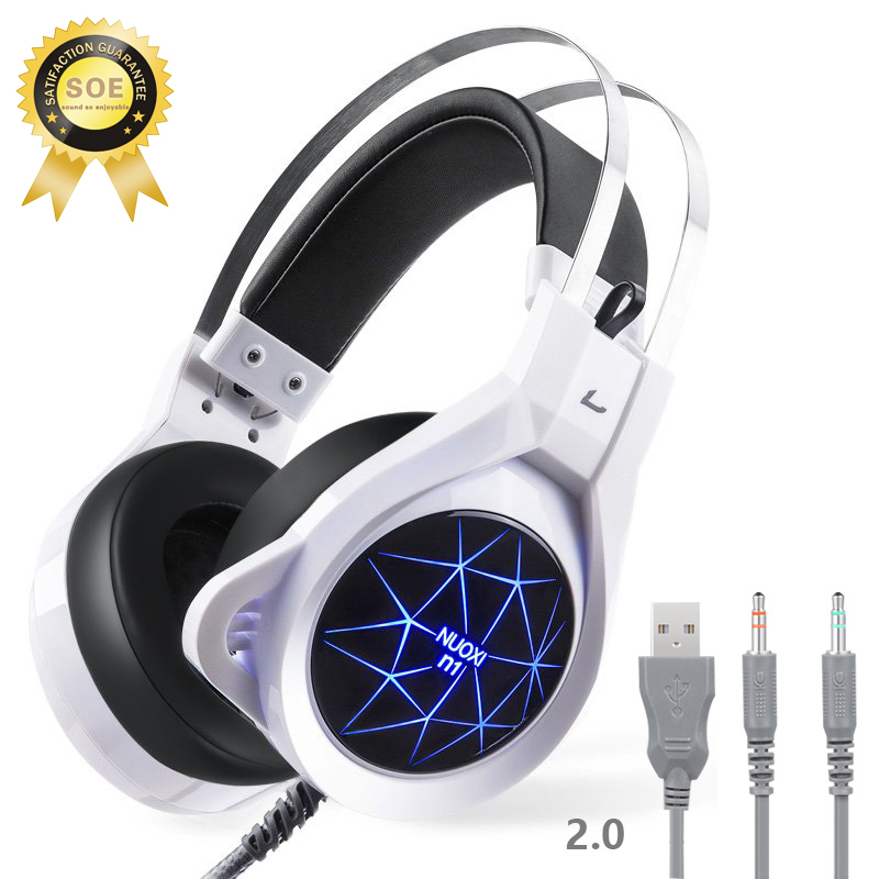 SOE Headphones with mic for PC Gaming headset gamer Auriculares Kulaklik Earphone Audifonos Fones de ouvido Ecouteur Casque 4