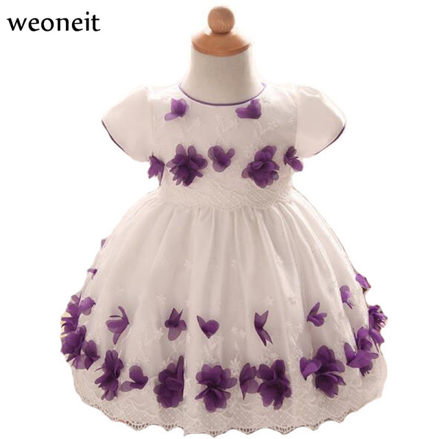 Toddler Girl Baptism Dress Christmas Costumes Baby Girls Princess Dresses 1 Year Birthday Gift Kids Party