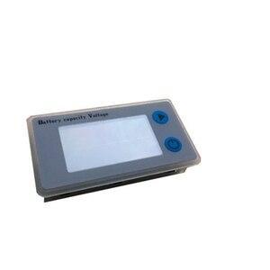 Image 5 - 10 s 13 s 14 s 리튬 배터리 용량 표시기 전원 lcd 디스플레이 온도 센서 저전압 알람 36 v 54 v 58 v 리튬 이온 테스터
