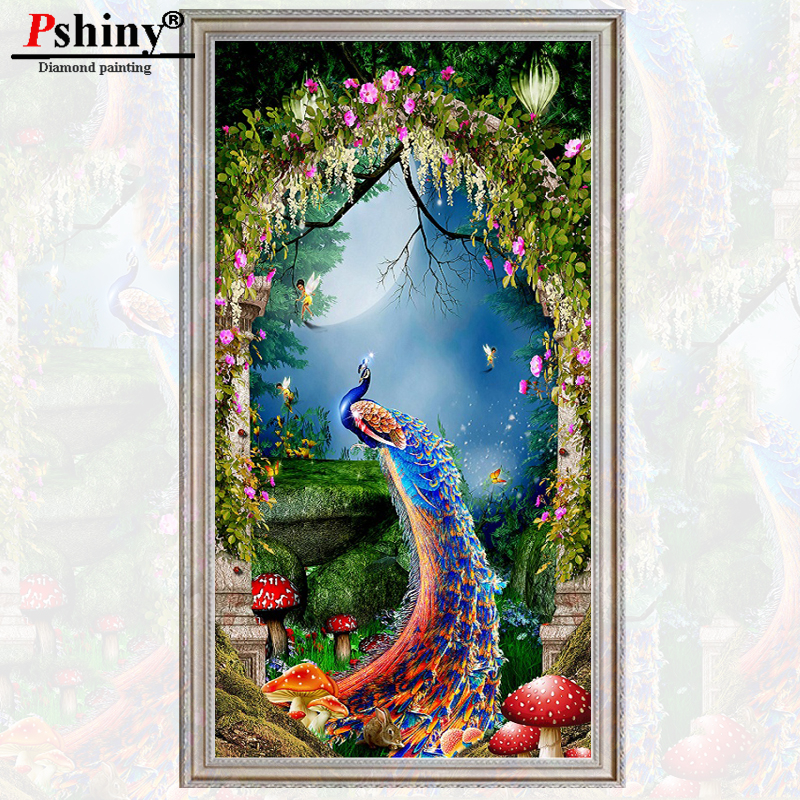 Pshiny 3d diy diamond embroidery cross stitch diamond painting - Arts, Crafts and Sewing - Photo 2