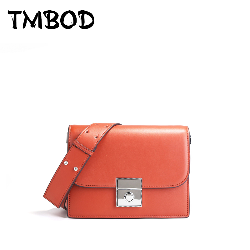 New 2018 Design Women Small Flap Messenger Bag Split Leather Handbags For Female Classic Simple Shoulder Bag bolsas an1041 free shipping new classic pu black red blue simple small flap women cheap messange bags handbags bb047