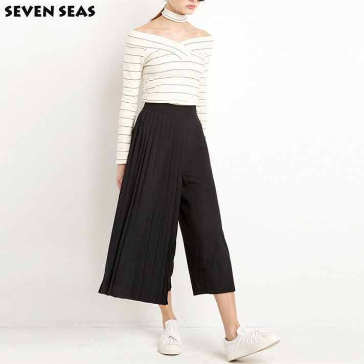 pleated pants for ladies - Pi Pants