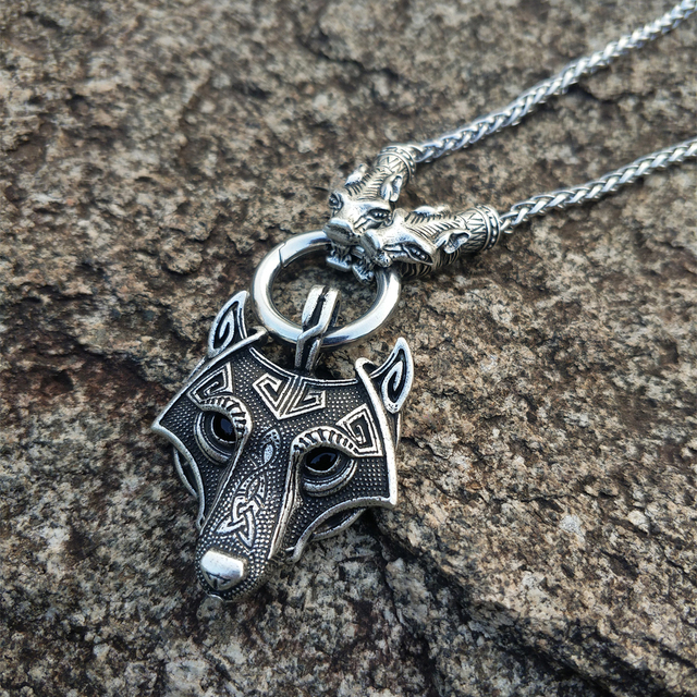 FENRIR VIKING NECKLACE