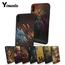 Yinuoda Dota 2 New Personalized print Phone Accessories Case For iphone 7 7plus X 8 8plus And 5 5s 6s Plus Mobile phone cover