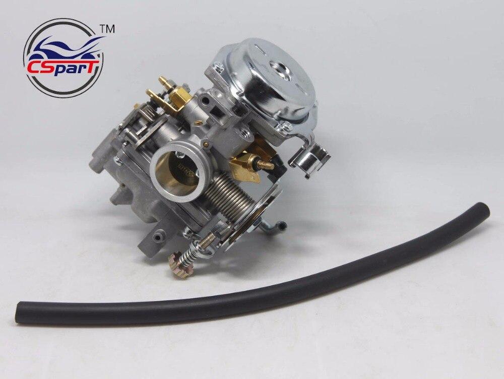 Carburateur de style Mikuni pour moto Yamaha Virago XV250 XV125 V Star 250 Route 66 1988-2014 2066 2V49FMM Cruiser Supershadow