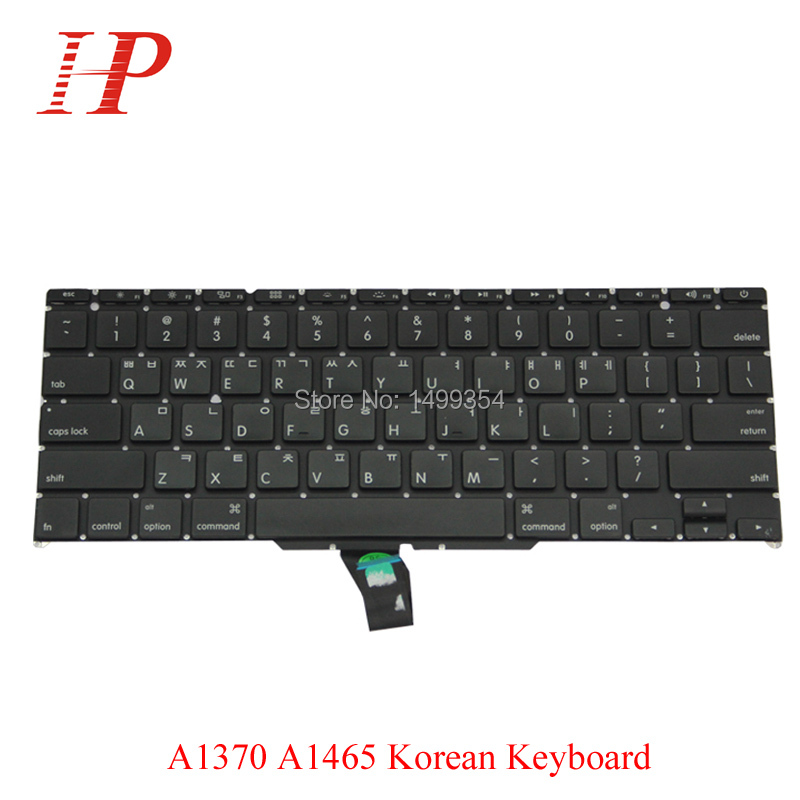 "Laptop Parts Korean Keyboard KR For Macbook Air 11 inch"" A1465 MD223 MD224 MD711 MD712 inch"