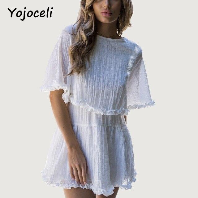 Summer Mini Short Dresses