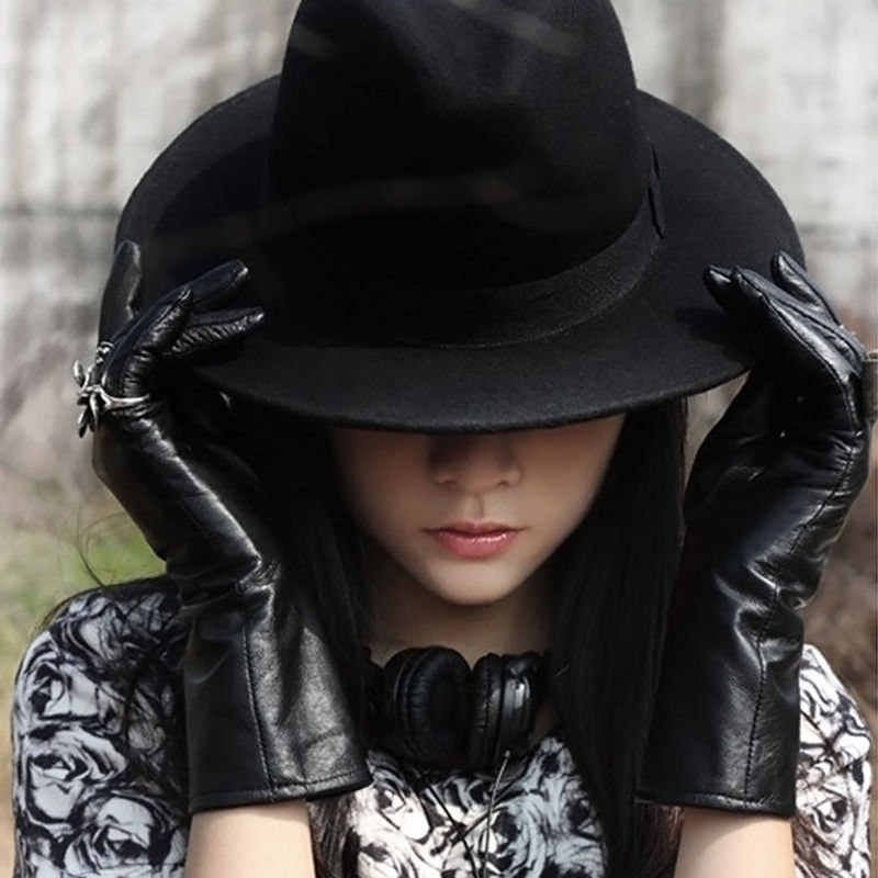 f2341605882 Detail Feedback Questions about Vintage Womens Mens Ribbon Wide Brim ...