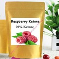 Raspberry Extract 90% Raspberry Ketone Capsule 500mg x 100pcs for Weight Loss Supplement