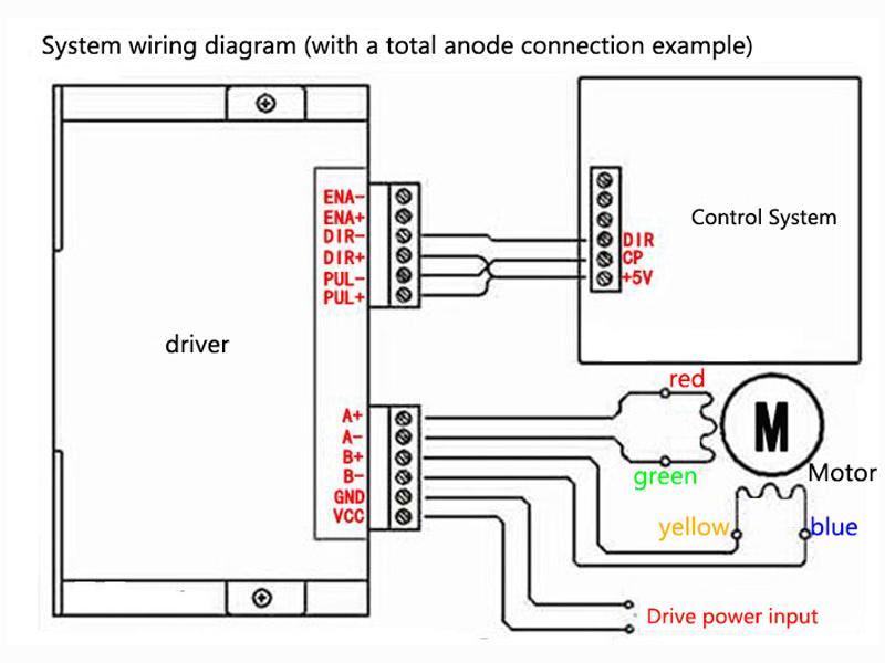 Stepper Motor Driver Controller Tb6600 Leetechbd