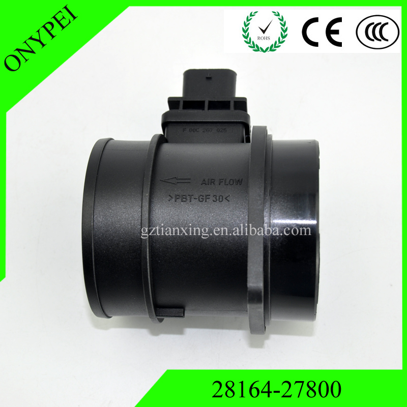 28164-27800 0281002721 MAF Mass Air Flow Sensor Meter For KIA HYUNDAI 2816427800