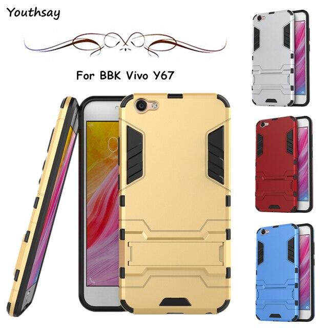 Youthsay For Case BBK Vivo Y67 Case Y 67 Y67L V5 Luxury Robot Cases For BBK Vivo Y67 Cover For Fundas Vivo Y67 Coque 5.5 inch