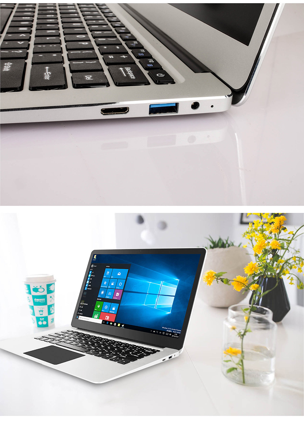 16  Jumper EZbook three Professional laptops 13.three Inch tablets Intel Apollo N3450 Quad Core 6GB DDR3 64GB eMMC Home windows 10 pocket book computador HTB1