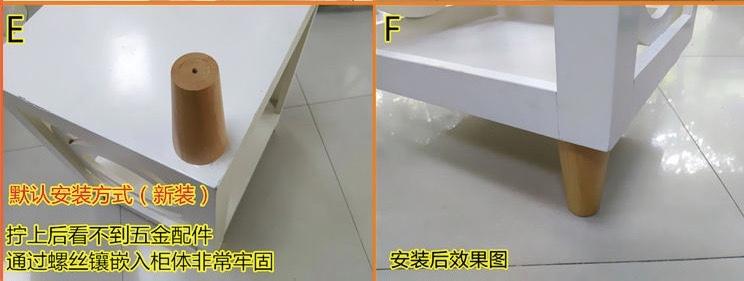 Sofa 4Pieces/Lot Cabinet BOSSZEN 5