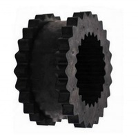 1614873900 Gear Flex Coupling Element Kit for Atlas Copco Screw Air Compressor Part GA200 GA250