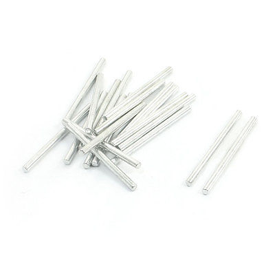 50Pcs Toy Car Frame Part Stainless Steel Round Shaft Rod Bar 2mm Diamater 10/15/20/22/25/30/35/40/45/50/60/66/75/80-160mm Length image