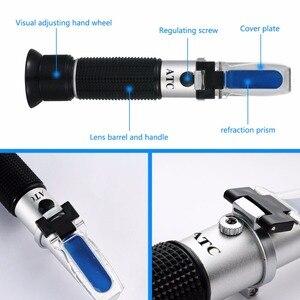 Image 5 - Yieryi ใหม่ Clinical Refractometer ปัสสาวะแรงโน้มถ่วงเฉพาะอุปกรณ์ทดสอบทางการแพทย์เครื่องมือพร้อมกระเป๋าสีดำ