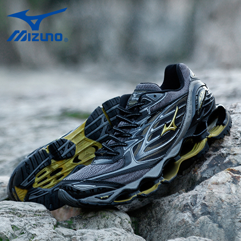 MIZUNO WAVE Prophecy 6 professional  Air Cushion Weightlifting Shoes Comfortable Sports Shoes Sneakers mizuno running shoes menMIZUNO WAVE Prophecy 6 professional  Air Cushion Weightlifting Shoes Comfortable Sports Shoes Sneakers mizuno running shoes men