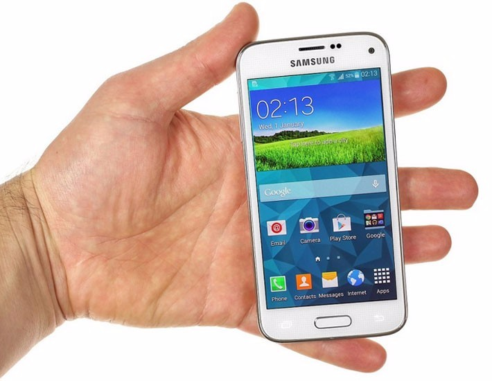 Original Unlocked Samsung Galaxy S5 Mini G800F 4 5 Inch Quad Core 1 5GB RAM  16GB ROM 8MP Camera Refurbished Mobile Phone