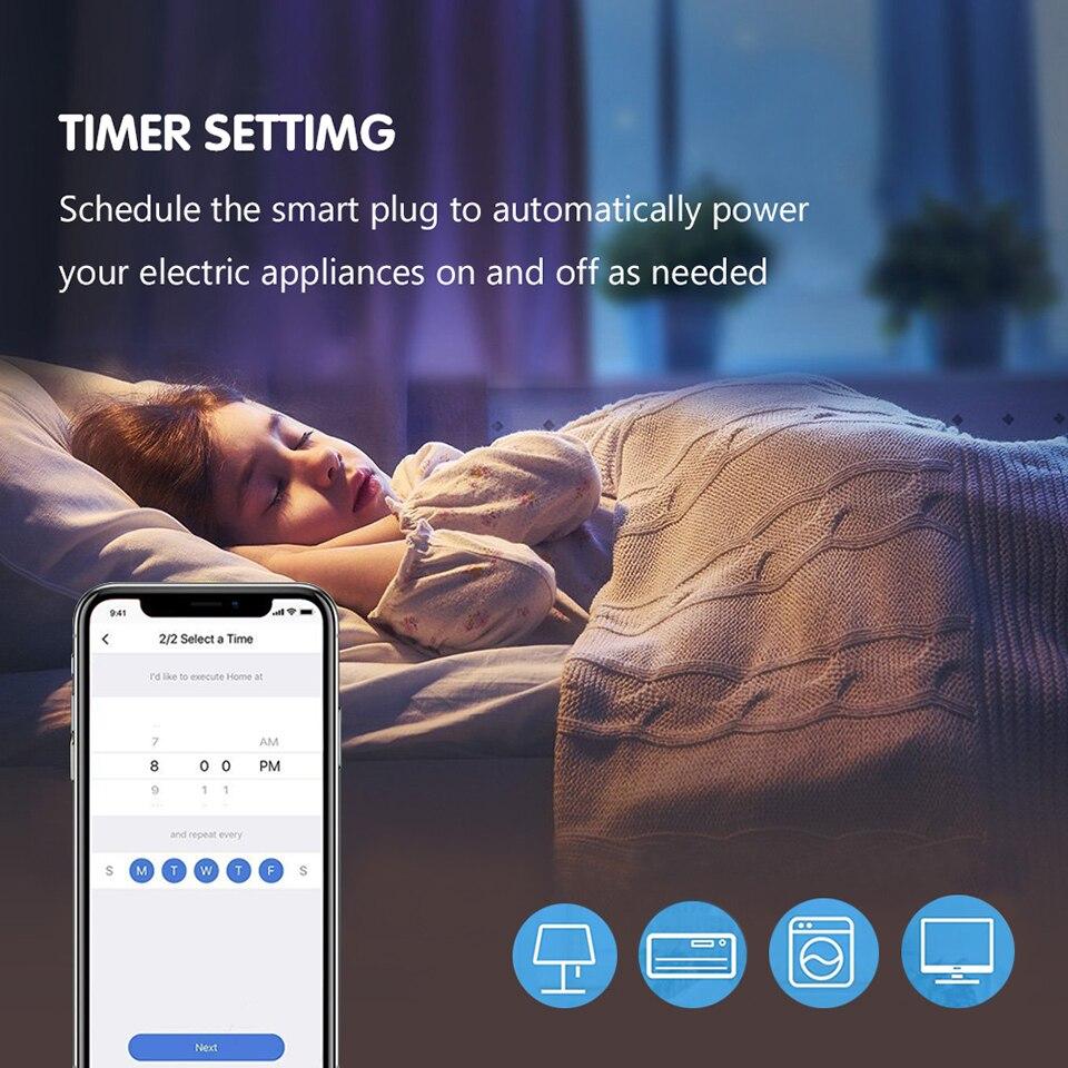 controle remoto através do aplicativo de telefone inteligente