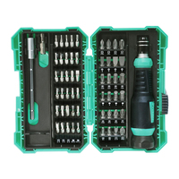 57In1 Proskit SD 9857M Screwdriver Tool Set Precision Screwdriver Bits Electronic Bits Extension Bar Phone Tablets Repair Tools