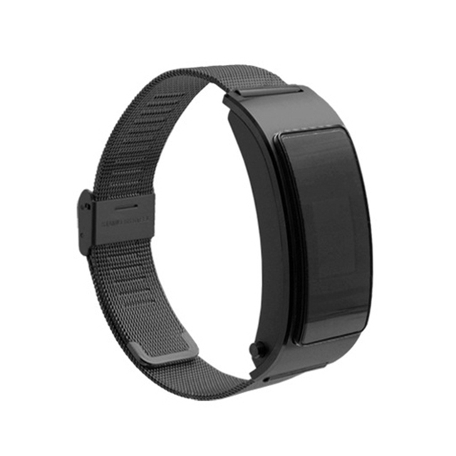 18mm Smart Bracelet Wristband Strap for Huawei TalkBand B5 Watch Belt Strap for Huawei B5 Bracelet Waterproof&Sweat-proof Band 5