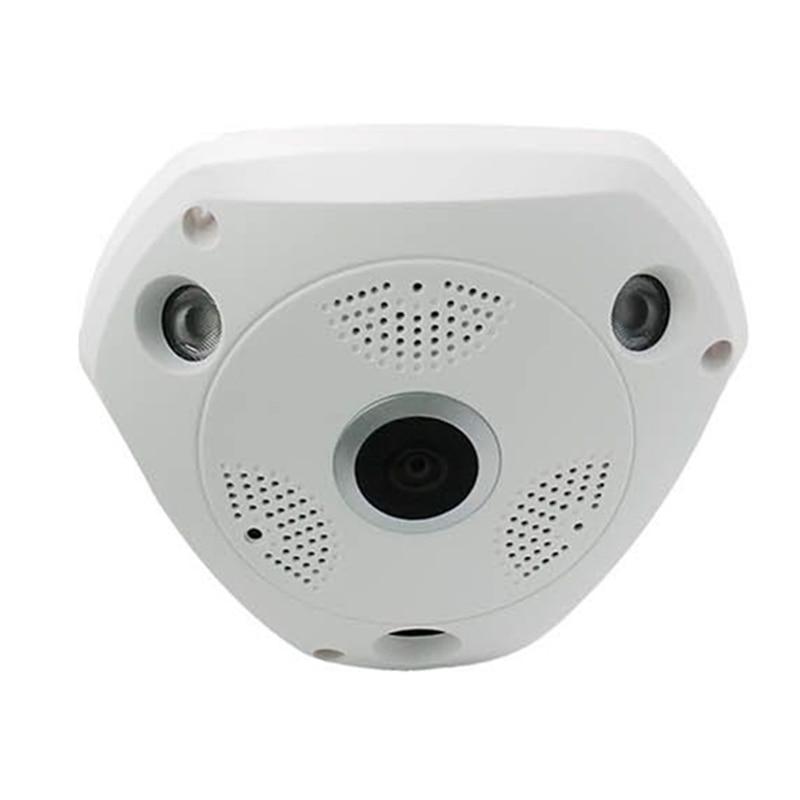 3D VR Camera 360 Degree Panoramic IP Camera 960P 1.3MP FIsheye WIreless Wi-fi Camera IP SD Card Slot Multi Viewing Mode горелка tbi sb 360 blackesg 3 м