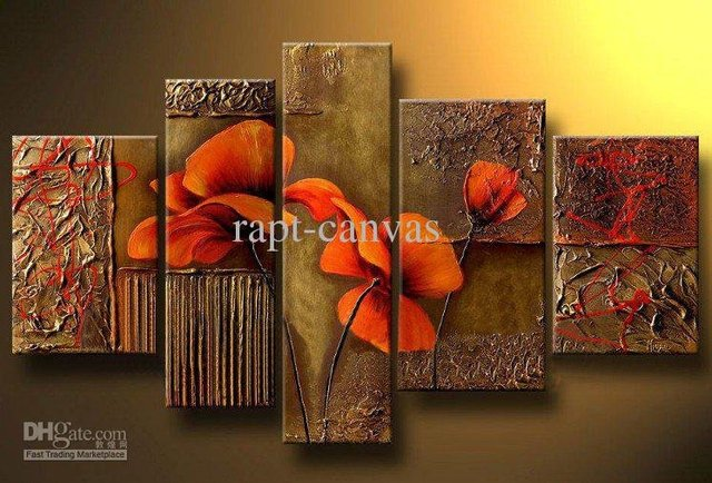 Free shipping MODERN ABSTRACT CANVAS ART OIL PAINTING Guaranteed decoration oil painting new arrival P14