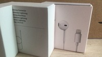 10 шт./партия с упаковкой AAAA + гарнитура в ухо наушники с Дистанционный микрофон для i8 7 7 plus X 6 6 S Foxconn