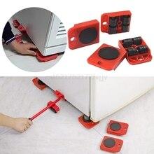 1 шт. перемещает мебельный инструмент транспортный переключатель подвижное колесо слайдер съемник ролик тяжелый O24 Прямая поставка