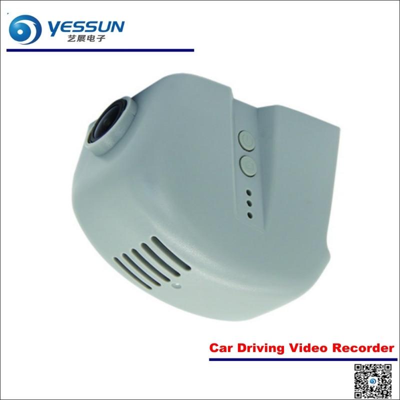 For Audi A3 Sedan Q7 2015~2017 Car DVR Driving Video Recorder Front Camera Black Box Dash Cam - Head Up Plug Play OEM