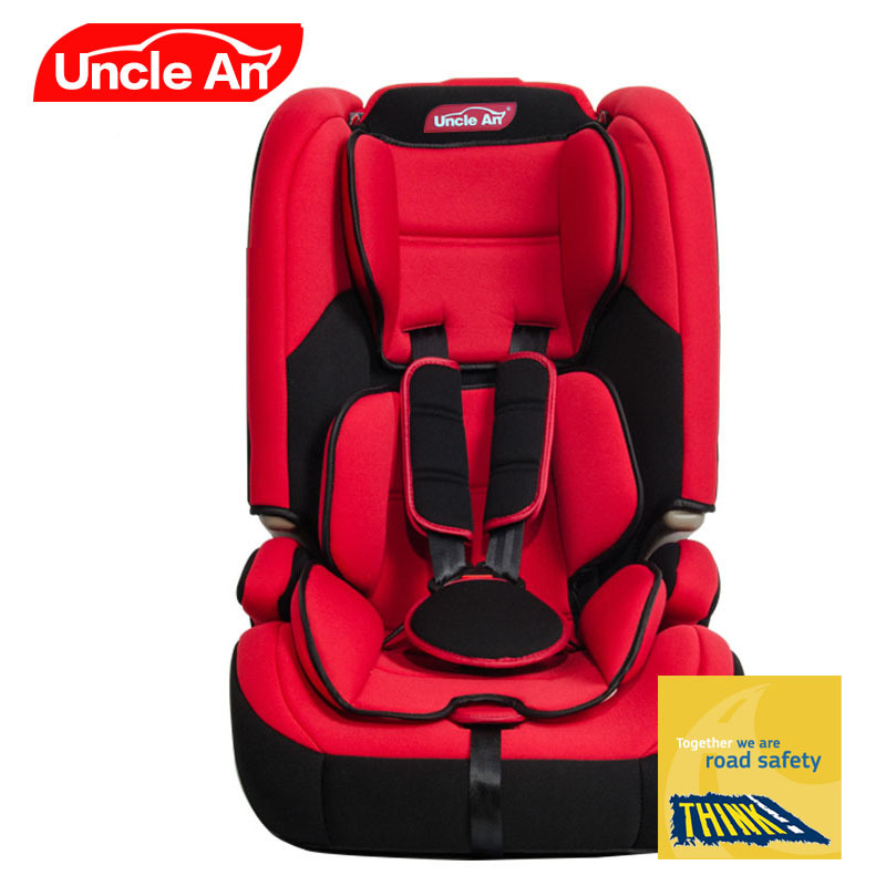 CCC/ECE Approved Children Safety Car Seat, Baby Car Seat, Child Safety Chair for Car for 9 Months~12 Years Old Kids beiand t10 composite cotton children car safety seat red