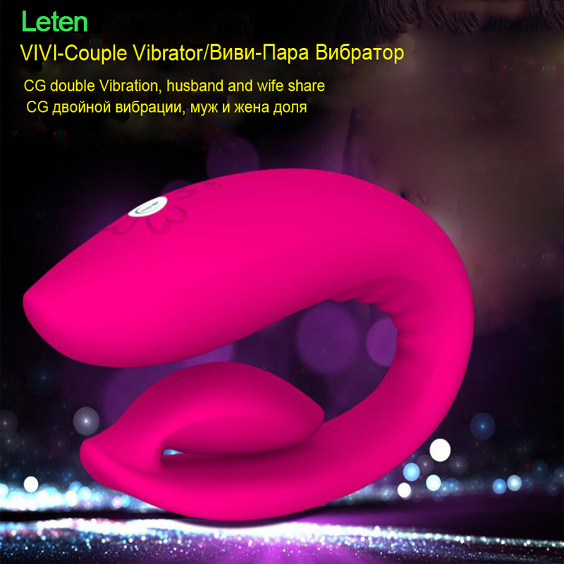 Leten G spot Dildo vibrator usb recargable vibrador sex toys for woman Sex Products Juguetes sexuales