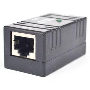 Разделитель Poe инжектор пассивный Dc Мощность Over Ethernet Rj45 10/100Mbp настенное крепление адаптер для локальной сети ip-камера видеонаблюдения с под...