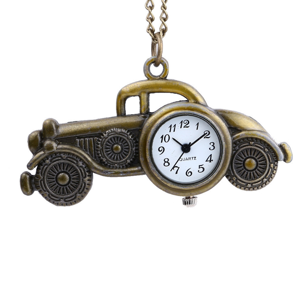 Smooth Black/Silver Case Quartz Pocket Watch Full Hunter Gift Box Women Men Fob Watch Clock Wholesale Relogio De Bolso #4m14