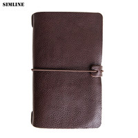 Genuine Leather Men Wallet Clutch Bag Vintage Handmade Long Purse Organizer Travel Large Wallet Passport Card Holder Coin Pocket