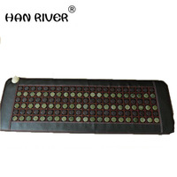 HANRIVER Home new high quality physiotherapy couch cushion jade far infrared heating mattress ms tomalin beauty mat 50 * 150 cm